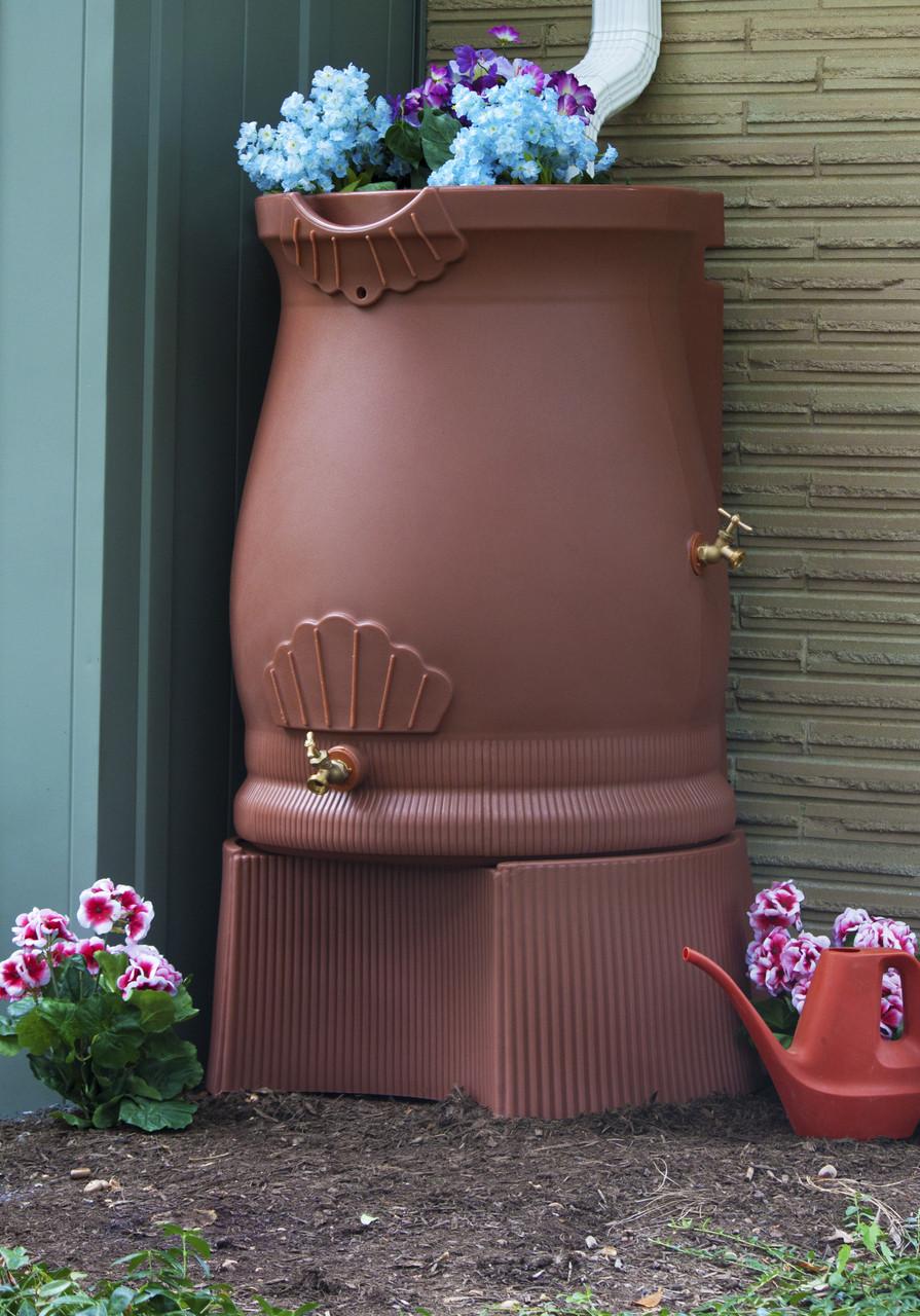 Rain Barrel Stands Home Depot