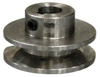 "2.5"" x 0.625"" Countershaft Pulley"