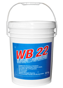 Cleaner/Degreaser - 20 kg/5 gal