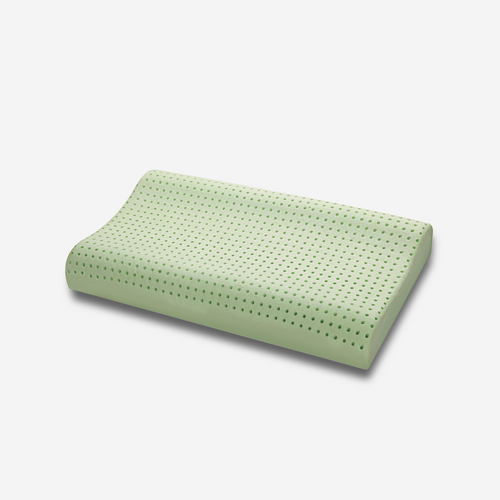 Promise Green (Cervical) Memory Foam Pillow