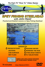 Spey Fishing for Steelhead - DVD Front Cover