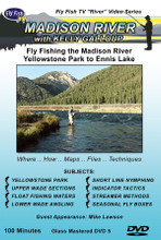 Madison River - DVD Front Cover