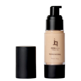 JQ - Hydrasheer Liquid Mineral Foundation: Warm Natural