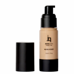 JQ - Hydrasheer Liquid Mineral Foundation: Warm Honey