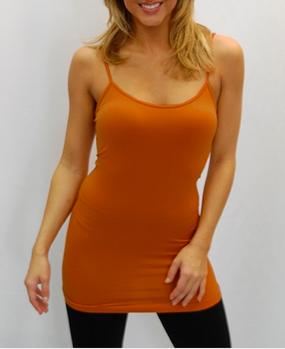Simi Sue - Camisole - Burnt Orange