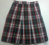 FOOTHILLS GIRLS 1/2 SIZE SKIRT (Half Sizes 6.5 - 18.5)