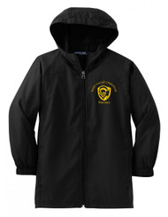 WV CHRISTIAN ADULT HOODED WINDBREAKER JACKET
