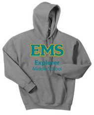EXPLORER ADULT PULLOVER HOODED SWEATSHIRT