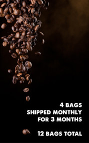 3 Month Cafe Milagro 4-Pack