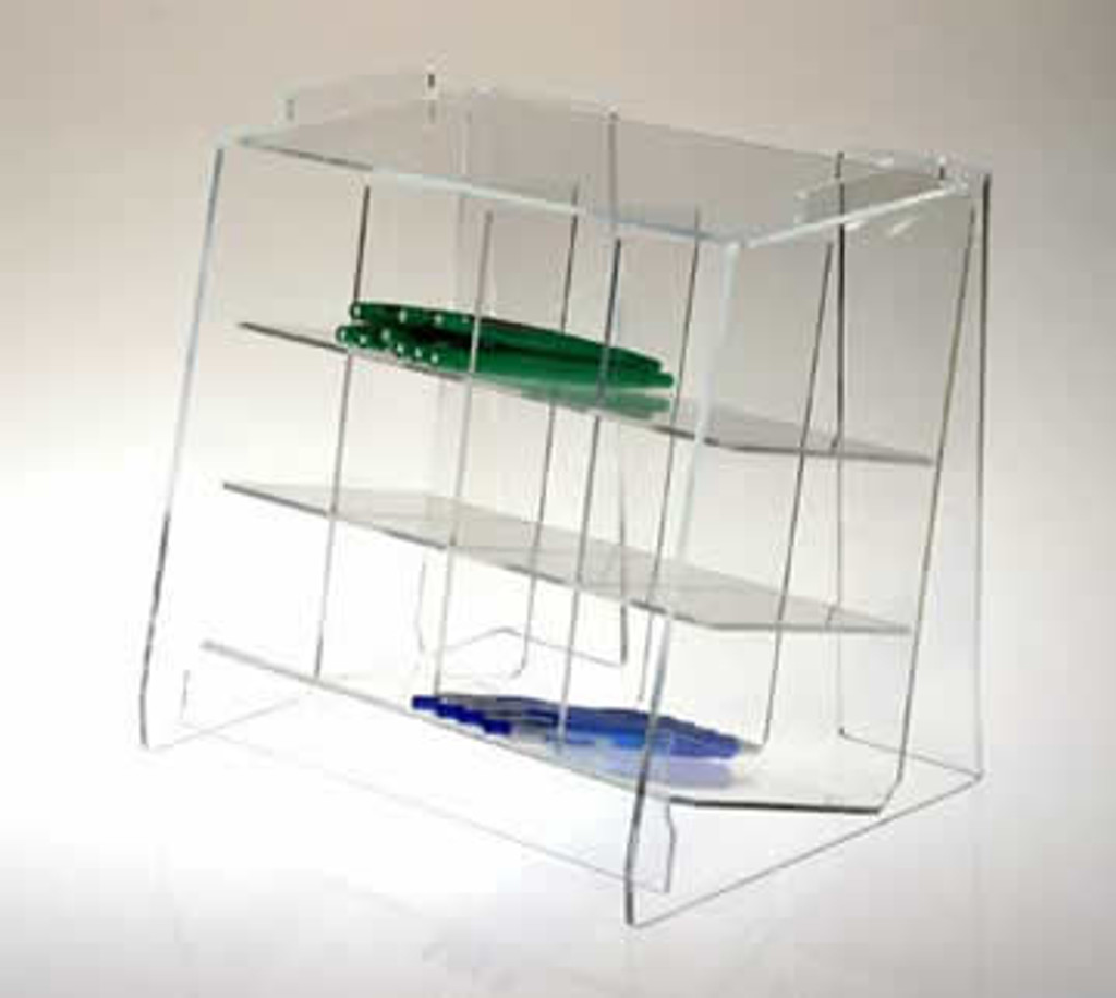 Pen Rack Twelve Compartments (8360)