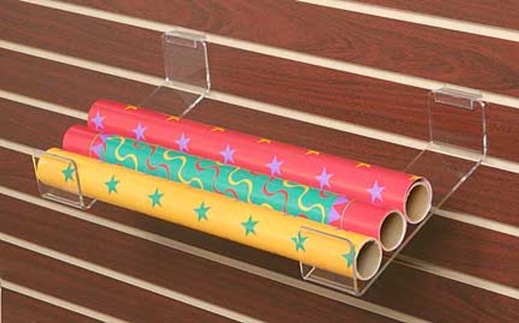 Slatwall Roll Wrap Brackets (Pair) #8516