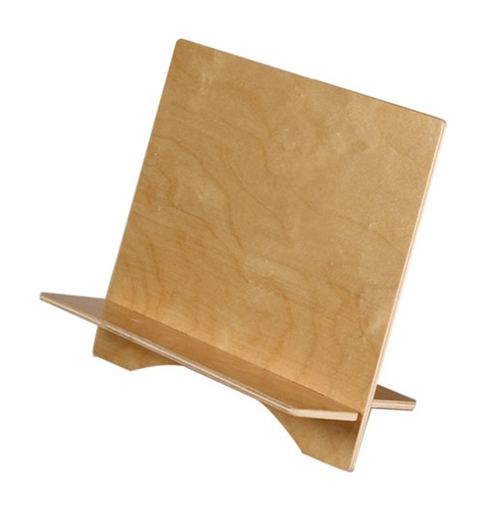 """12"""" Plywood Bookstand (4117)"""
