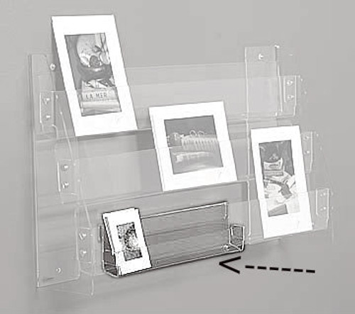 "12"" Acrylic Gift Enclosure Attachment (8931)"