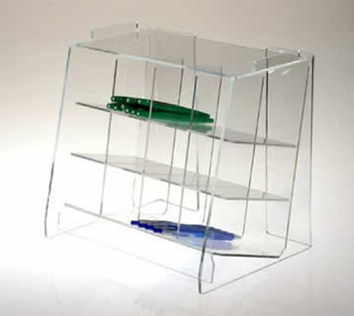 Pen Rack 12 Compartments #8360