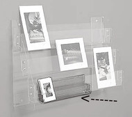 "Acrylic Gift Enclosure Attachment 12""#8931"