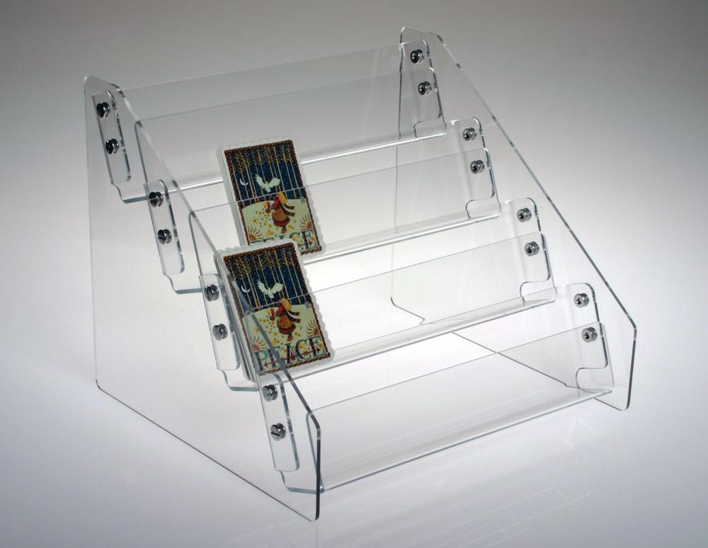 Gift Enclosure Counter Racks