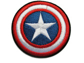 Wonder Woman Emblem Embroidered Iron On Patch Applique 2.75 Inches