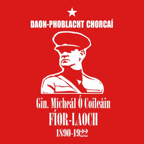 Rebel Heroes - Gen. Michael Collins (Irish)