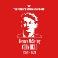 Cork Heroes - Terence McSwiney Mens T Shirt