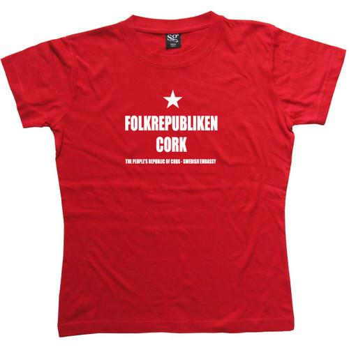 PROC Ladies T-shirt in Swedish