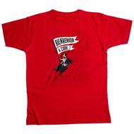 Spanish Welcome to Cork - T-shirt