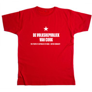 PROC Dutch t-shirt in red