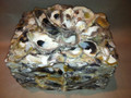 Oyster Shell Jewelry Box
