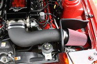 JLT- Series 3 Cold Air Intake (2005-09 Mustang GT) Tuning Req.