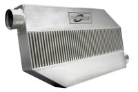 Procharger- Intercooler - 500hp - 2 Core - SAME SIDE