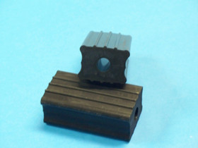 Pedal - Rubber Pair
