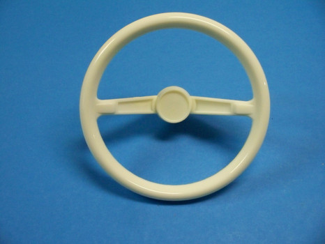 AMF Pedal Car White Steering Wheel