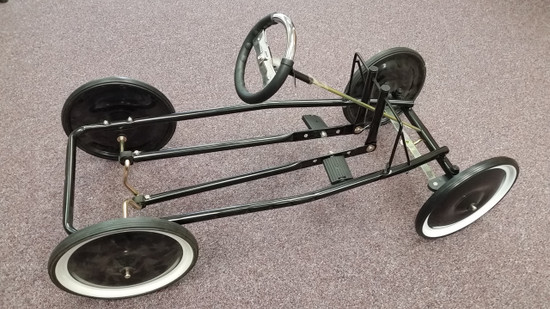 Steel Pedal Car Chassis Pedalcar Com