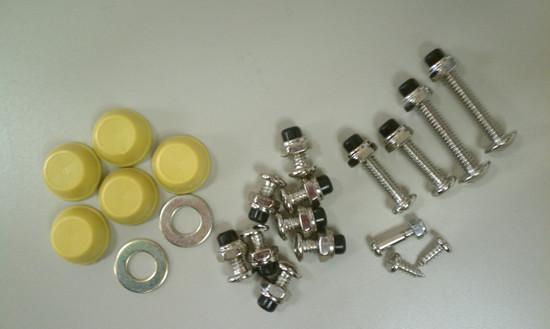 Jalopy Harriett Pedal Car Hardware Kit