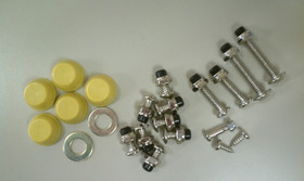 Hardware Kit For The Jalopy Tow Truck Pedal Car