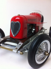 Bantam Midget Tether Model Car In Red