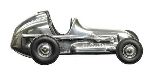 Hornet 1940's Replica Racer Model Car