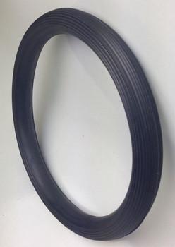 "Pedal Car Tire 7.5"" Round Tread"