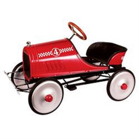 Racer Pedal Car-Red