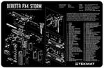 Beretta PX4 Storm Pistol Cleaning Mat