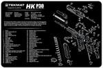 Heckler & Koch HK P30 Pistol Cleaning Mat