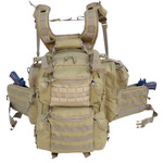 Explorer - B99 Patrick Combat Bag - Tan