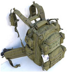 Explorer - B99 Patrick Combat Bag - OD green