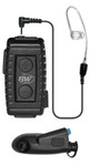 Night Hawk Bluetooth Lapel Microphone with Bluetooth adaptor