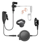 STRING RAY - WIRELESS PUSH TO TALK (PPT) AND LAPEL MIC KIT