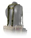 H.I.D.E. Suspenders (Hidden Internal Drag Extraction) OD Green