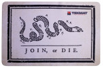 Join Or Die Firearms Cleaning Mat