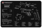 Glock 42-43 Pistol Cleaning Mat