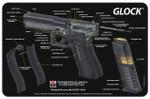 Glock 3D Cutaway Pistol Cleaning Mat