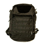 48 hour Expandable Combat Pack - Black