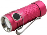 Klarus Mi1C 600 Lumen Pocket Flashlight Rose Red
